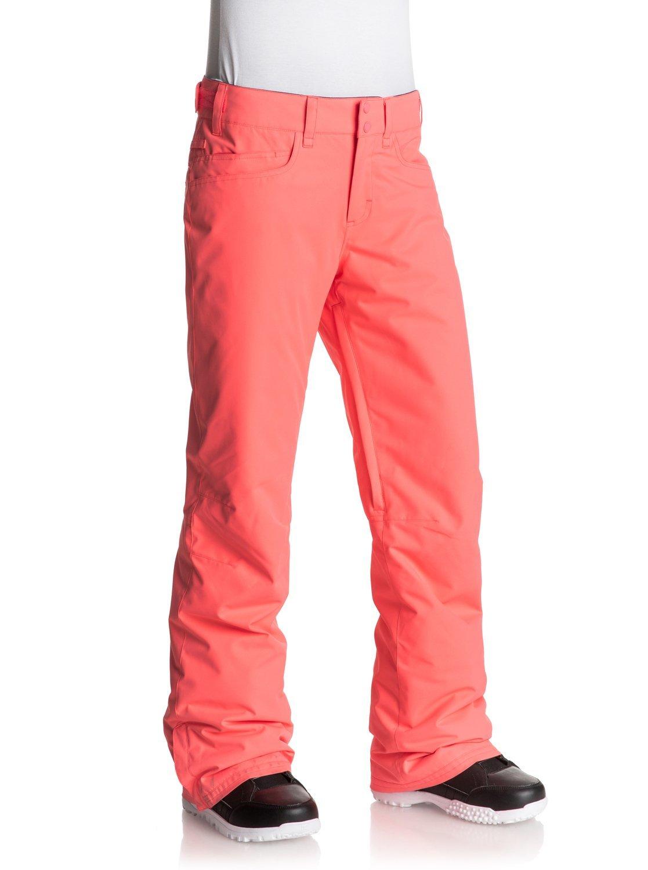 Roxy Hombres del Patio Trasero/ /Pantalones para la Nieve
