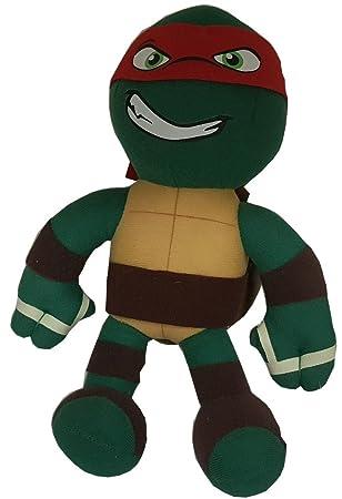 Turtles Ninja 25 Raffaello Cm Peluche 11688rAmazon Tortugas RA4j35L