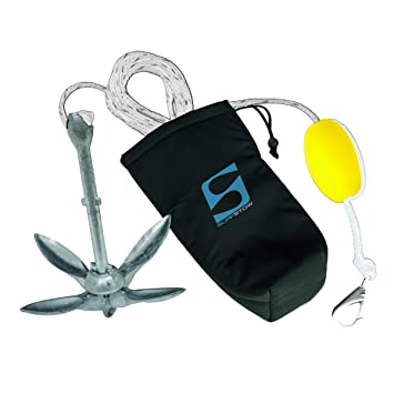SurfStow 50010 Sup Yoga Gear, Stand Up Paddleboard Anchor ...