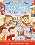 img - for Ancient Romans Sticker Book: Create riotous Roman sticker scenes! (Sticker History) book / textbook / text book