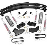 Rough Country - 485.20 - 4-inch Suspension Lift System w/ Premium N2.0 Shocks for Ford: 84-90 Bronco II 4WD