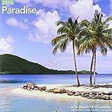 Paradise Wall Calendar (2016)