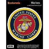 united states marine corps decal - United States Marine Corps USMC Marines Licensed Logo Car Truck Sticker Vehicle Decal