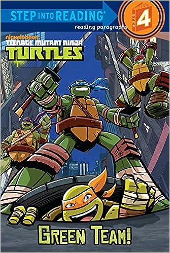 Teenage Mutant Ninja Turtles: Green Team! Teenage Mutant ...