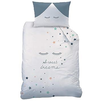 Sterne Babybettwäsche Biber Flanell Kinderbettwäsche Für Mädchen