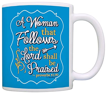 amazon com bible verse gifts a woman that follows the lord