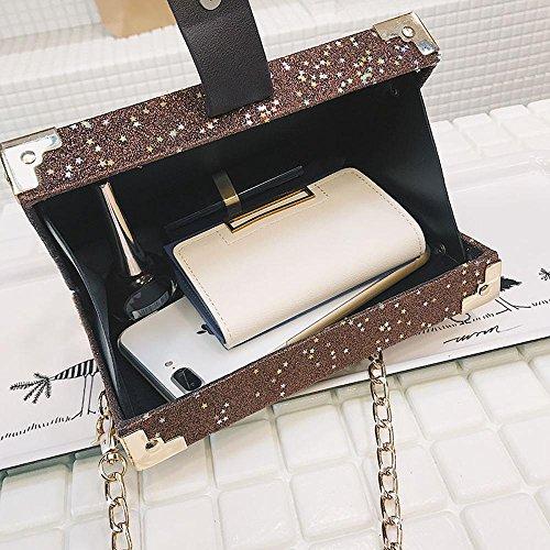 messager petit la Bao fille la chaîne Jeune Xiaofang sac B de sac unique Aoligei coréenne de version boîte xqawYYHR