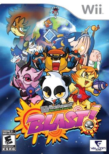 Blast Wii - Wicked Monster Blast - Nintendo Wii