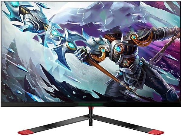 YXSP Monitores 24,5 Pulgadas de Pantalla LCD Negro Oficina Monitor de Ordenador con Pantalla LCD Protección de Los Ojos (Interfaz HDMI DP): Amazon.es: Hogar