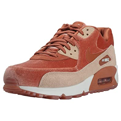 NIKE AIR MAX 90 LX W Sneaker Damen Pfirsich Sneaker Low