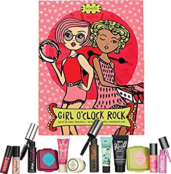 Benefit Girl OClock Rock Set - Limited Edition Holiday 16