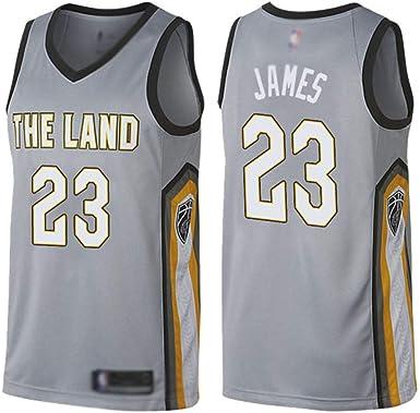 CHSC # 2 James Fan Camiseta Cavaliers City versión sin Mangas ...
