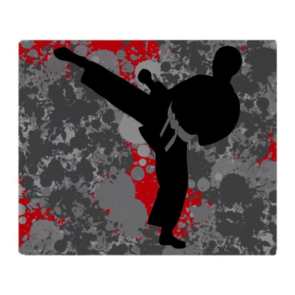 CafePress - Karate - Soft Fleece Throw Blanket, 50''x60'' Stadium Blanket