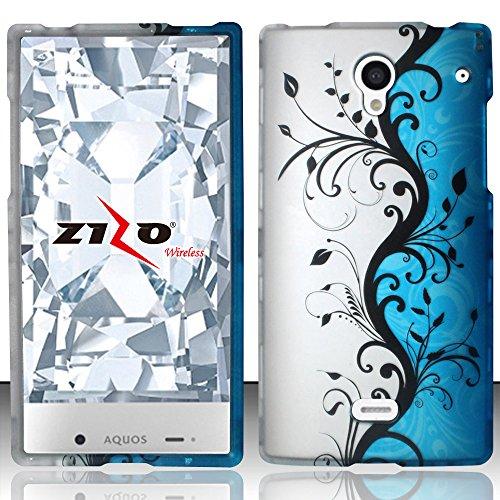 sharp aquos crystal gel case - 8