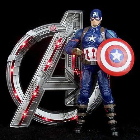 18cm Iron Man Spider-Man Marvel Avengers Modelo, Avengers 4 ...