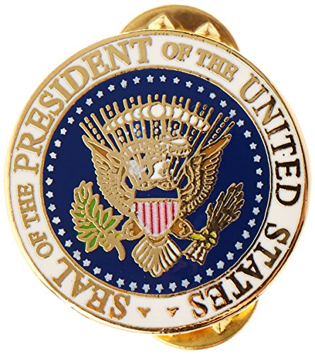 - EagleEmblems P14198 Pin-USA Seal,Presidential (1'')