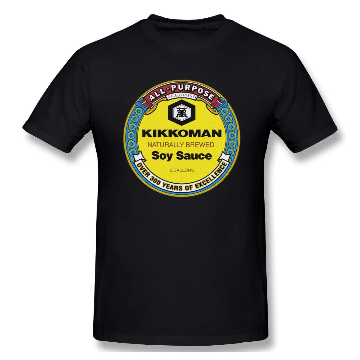 All-Purpose-Kikkoman-Soy-Sauce T-Shirt Unisesx Men Women Youth Cotton Tee