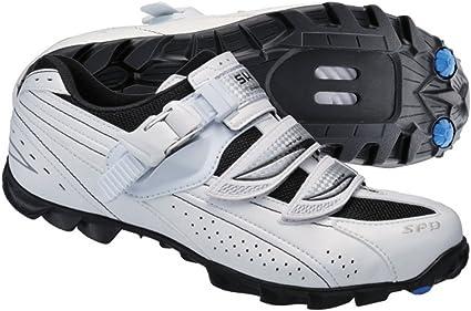 MTB Schuh Shimano SPD SH WM 62 Gr. 37, weißschwarz, Damen
