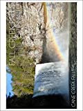 Fall Creek Falls State Park, Tennessee - Cane Creek Falls (Playing Card Deck - 52 Card Poker Size with Jokers)