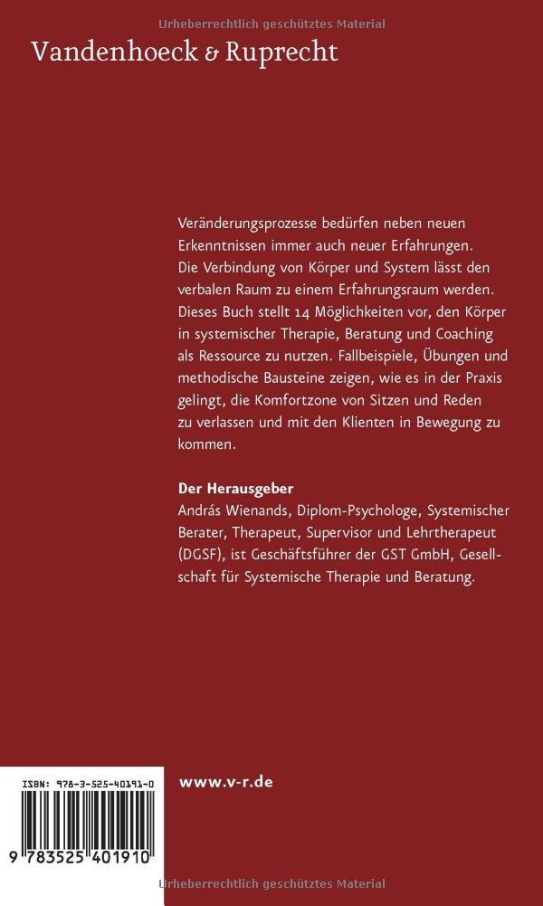 System und Körper: Der Körper als Ressource in der systemischen ...