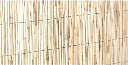 Jardin202 1x5m - Cañizo Natural Bambufino: Amazon.es: Jardín