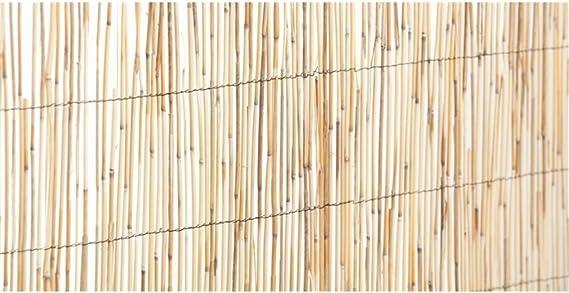 Jardin202 2x5m - Cañizo Natural Bambufino: Amazon.es: Jardín