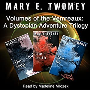 Volumes of the Vemreaux Complete Collection Audiobook