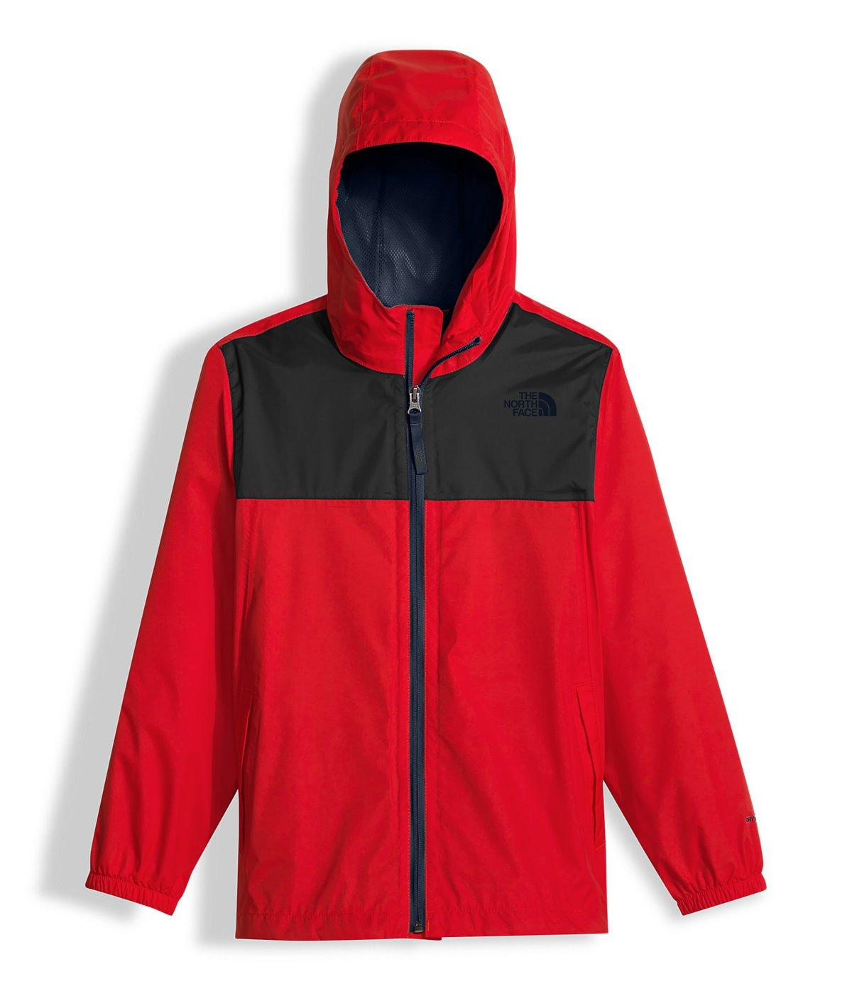 North Face Zipline Rain Jacket Big Kids Style : A2u3t-682 Size : M