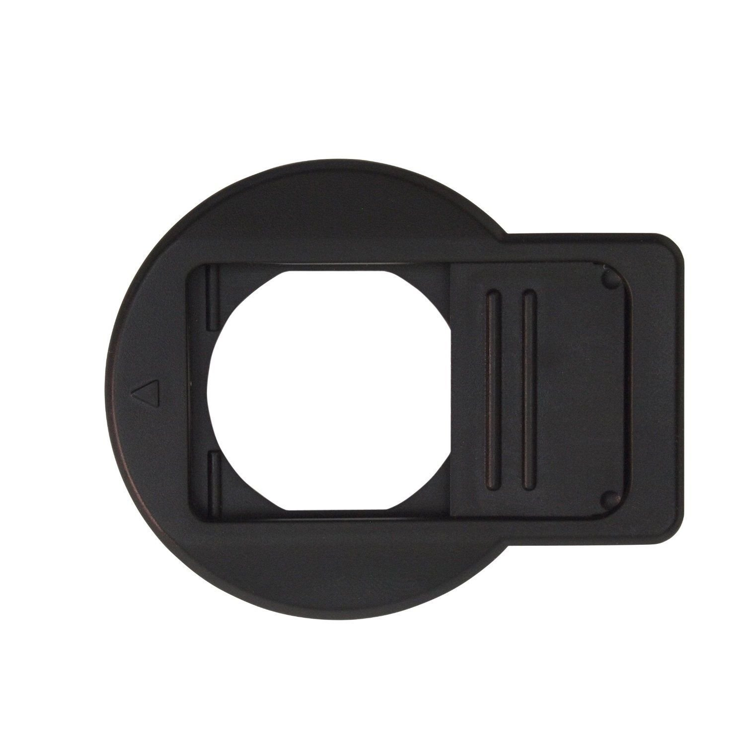 JFOTO TG-C Lens Cap Design for OLYMPUS Tough TG1/TG2/TG3/TG4/TG5, Camera Black Front Lens Cover better protection lens