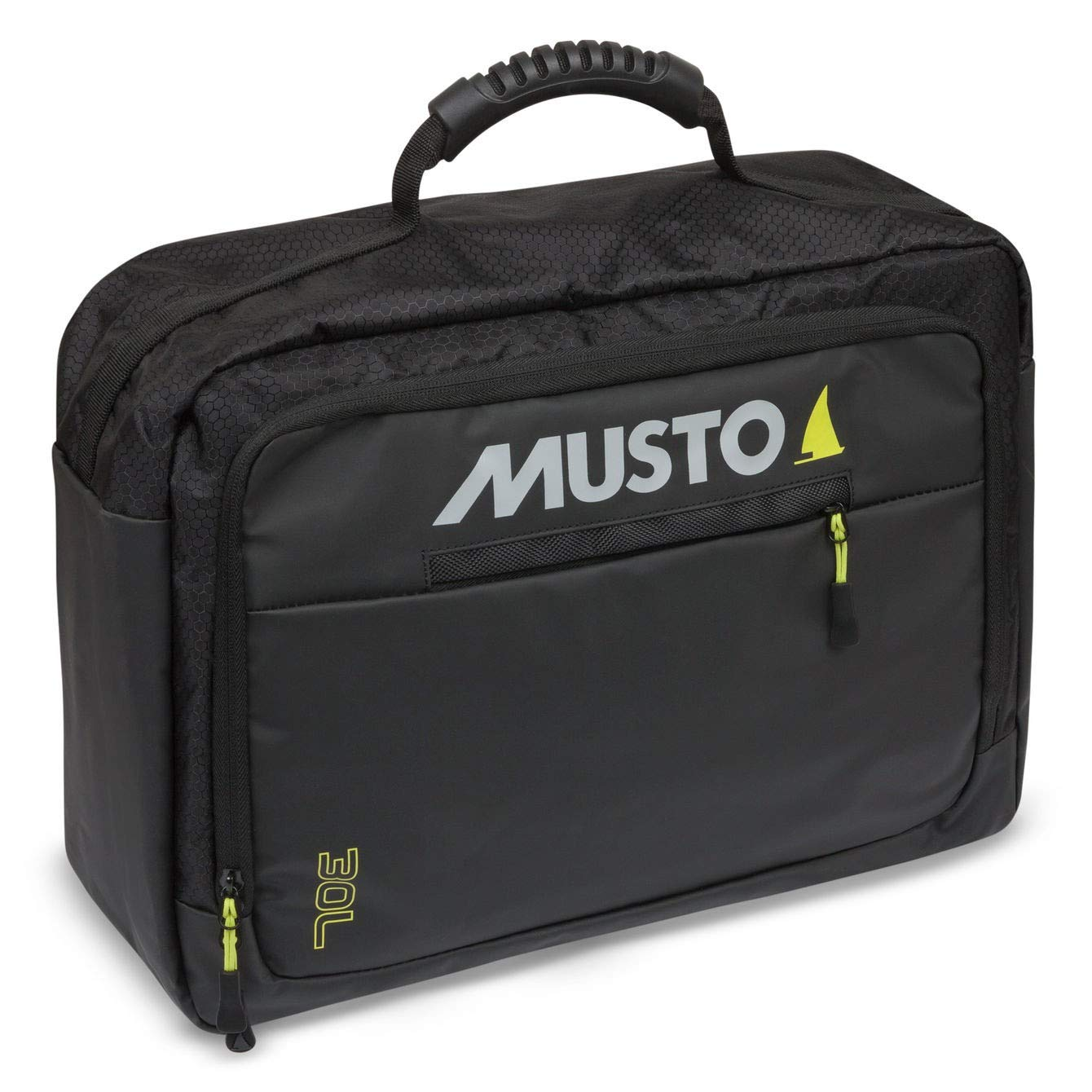 Musto Essential Navigator Backpack 30L - Black