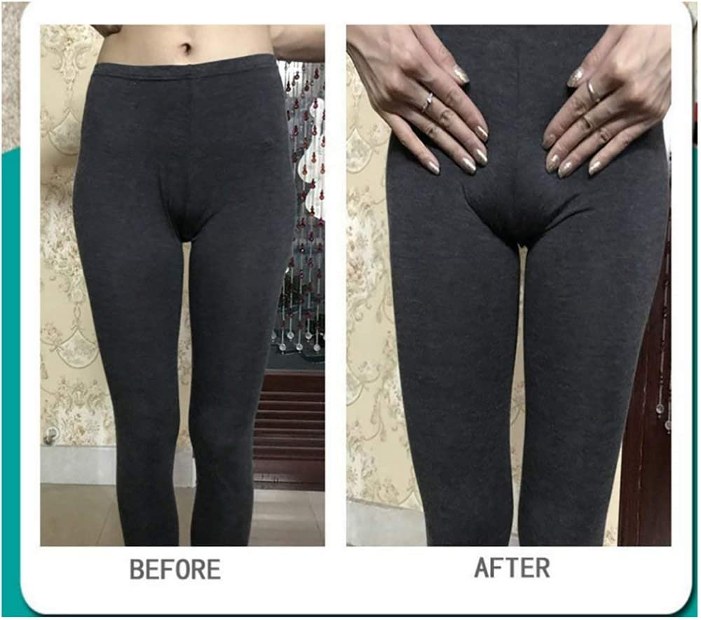 XXYY Mens Panties Hide Lace Camel Panty Shaping Hip Push up Briefs Transgender Hidden Gaff Underwear