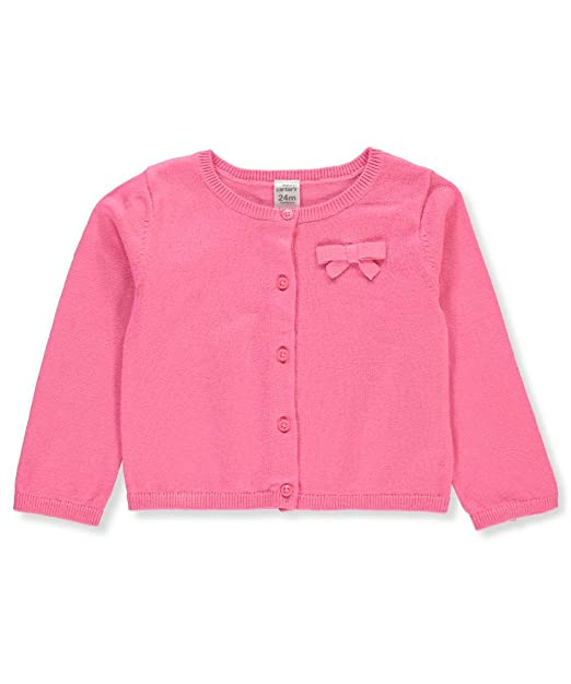 50f6f6c8b Amazon.com  Carter s Baby Girls  Long Sleeve Cardigan  Clothing