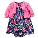 Carter's Dress Sets, Floral, 9 Months