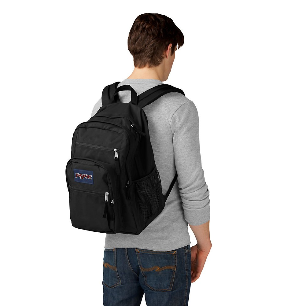 Jansport Big Student Backpack (Black) by JanSport (Image #4)