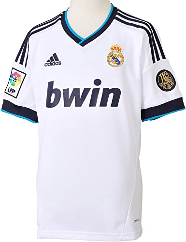 Adidas Real Madrid CF Camiseta de fútbol infantil, 2012 13