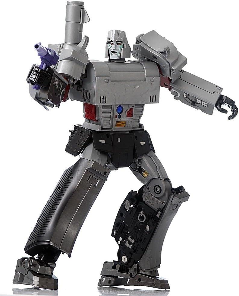 WeiJiang MPP36 Masterpiece Robot MegaMaster Oversized Megatron Kids Toy Gift New