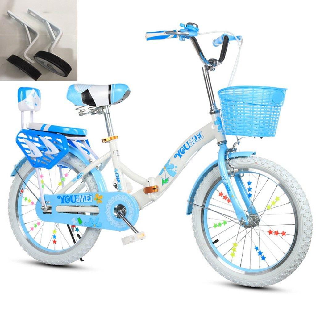 CSQ ファッション自転車、男の子、女の子自転車安全な子供時代の自転車5-18歳の赤ちゃんの補助ホイール自転車115-128CM 子供用自転車 (色 : C, サイズ さいず : 115CM) B07DWLCRMJ 115CM|C C 115CM