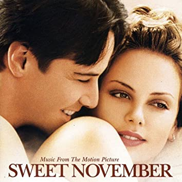 ผลการค้นหารูปภาพสำหรับ sweet november film