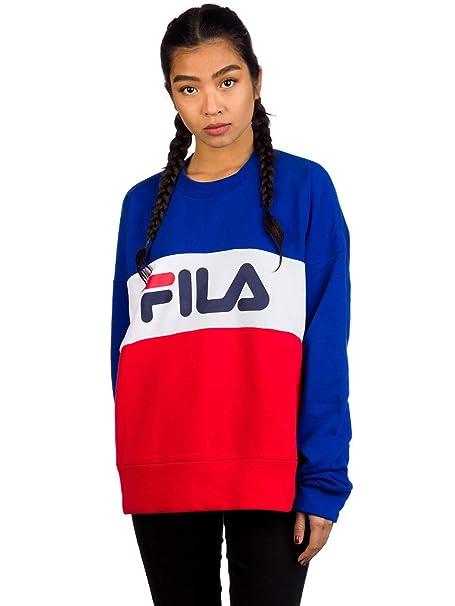 e941a2fa61e Fila Women Jumpers Leah: Amazon.co.uk: Clothing
