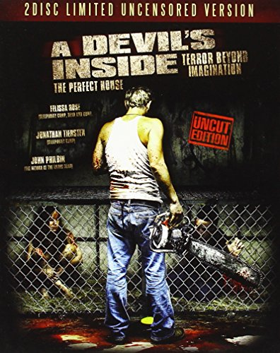 A Devil's Inside - The Perfect House - Uncut [Blu-ray] [Import allemand]