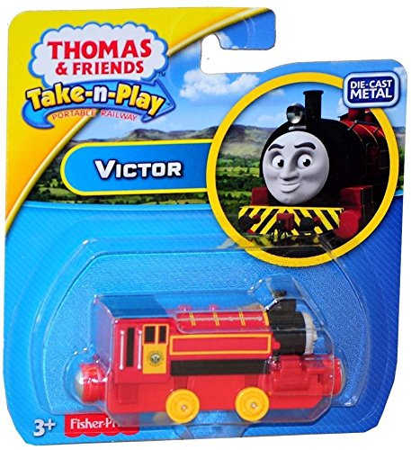 Thomas & Friends Fisher-Price Take-n-Play, Victor