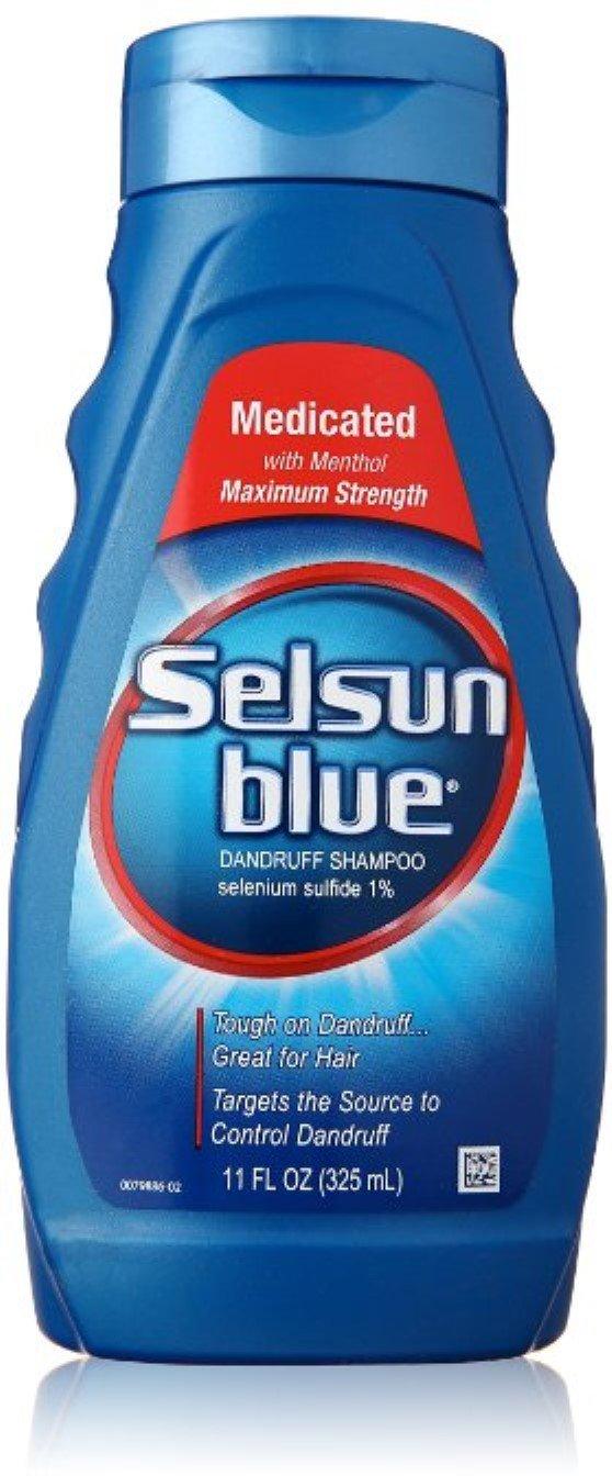 Selsun Blue Med Sh Trtmt Size 11z Selsun Blue Medicated Dandruff Shampoo by Selsun Blue