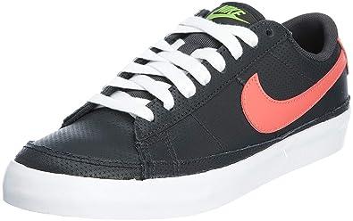 b206629fa3c4f Nike Men's Alpha Huarache 6 Varsity Lax Lacrosse Cleat Wolf Grey/White/Cool  Grey Size 12 M US