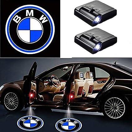 Luz de logotipo para la puerta del coche, 2 unidades, proyector ...
