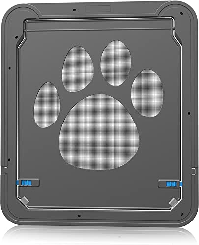 PETLESO-Dog-Door-Screen-Lockable-Pet-Door-for-Screen-Pet-Door