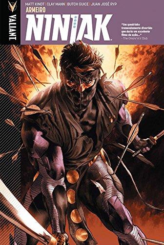 Ninjak - Volume 1