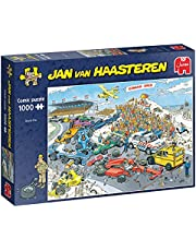 Jan van Haasteren Formule 1, de start 1000 stukjes