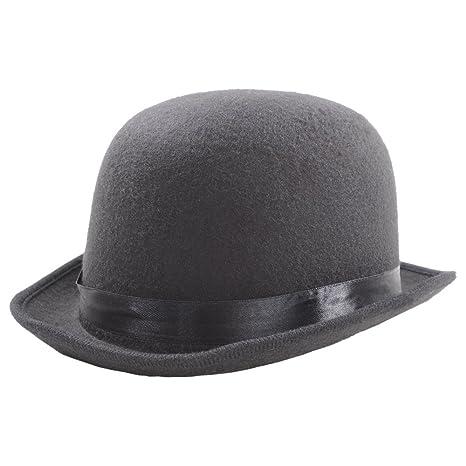 Wicked Costumes - Cappello a bombetta inglese 6ef98550a255