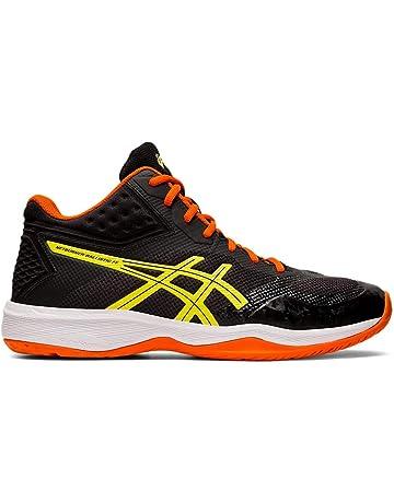chaussure de sport volley ball asics gar莽on
