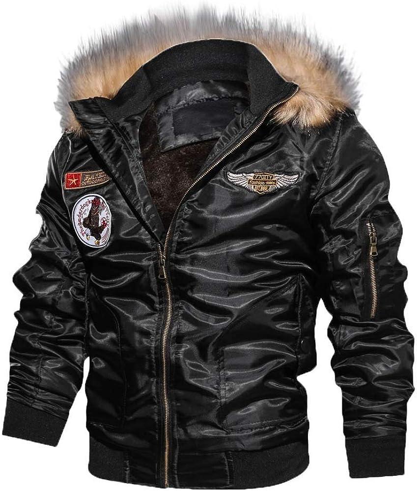 SANFASHION Veste en Jeans Homme, Blouson Manteau Denim Grande Taille en Cuir Lavé Artificielle Casual Unis,Vest Blousons Col Droit Véhicule Automobile,Jacket Outwear Zippe D5- Noir